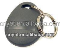 125Khz RFID Key Tag/TK4100 keytag/EM key tag