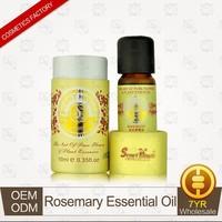 Rosemary 100% Pure Therapeutic Grade Essential Oil- 10 ml private label cosmetics