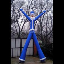 Mini inflatable sky air dancer dancing man