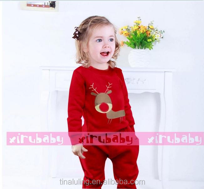 brand new baby girls red winter hoody clothing sets
