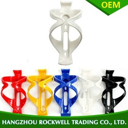PC water bottle cage for bicycle PC plastic Bike Bottle Cage