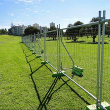 temporary fence/temporary fencing/temporary fence panel from anping factory