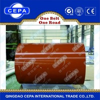 Fashion Camouflage Pre Painted Color Galvanized Steel Coil / sheet/from china top supplier