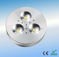 china supplier 3W under cabinet light/ LED cabinet light/ led mini spot light