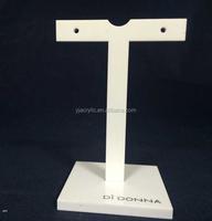 Customized acrylic earring display stand