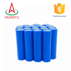 icr18650 3.7v 1800mah li-ion battery rechargeable battery