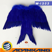 beautiful feather angel wing for dancing party--China supplier w-1303