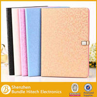 for iPad5 luxury covers new coming. PU leather cover for iPad air