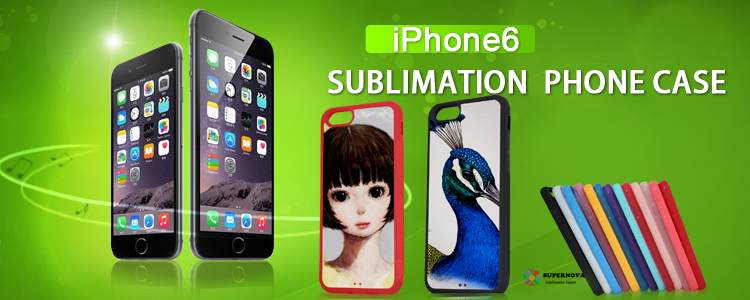 Blank Phone Case for Sublimation Printing for iphone 6