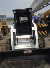 Mini skid steer loader Bobcat S150, Used Wheel loader S150, Reasonable Price