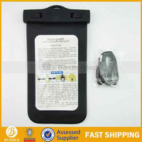 Black 100 % Waterproof Pouch Dry Bag for iPhone 5 5G 4 4S iPod Touch 4 5 5G
