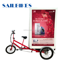 best quality electric tricycle advertisement promotion bike