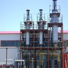 Best after sales service energy saving used oil recycling machine waste oil recycling to diesel