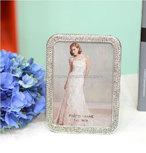 New style glass 7-inch photo frame for wedding gifts