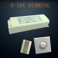remote control 0-10v dim led driver led dimmer