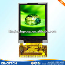 1.8 inch 128X160 multitouch touchscreen