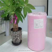 polyester short fiber nonwoven geotextile fabric