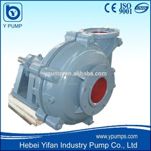 horizontal slurry pump, shijiazhuang mud pump, high pressure pump