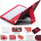 caso de teclado 7 tablet pc com o mais novo projeto