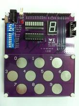 purple printed circuit boards(PCBA)