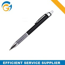 Black Promotional Metal Ballpoint Pen with Level and Screwdrive