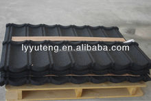 Waviness Stone Coated Roof Tile/aluminum Zinc Roofing Shingle/colorful Sand Coated Steel Roof