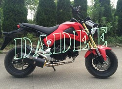 Road Motorcycle Racing two brothers style muffler