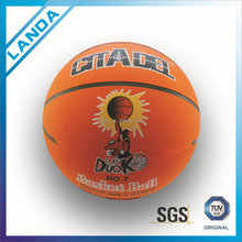 synthetic official game synthetic promotional basketball size 7