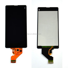 100% Brand New For Sony Xperia Z1 Compact For Z1 Mini M51w D5503 LCD Display With Touch Screen Digitizer Assembly