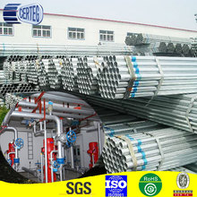 DN32-DN60 Water Pipe Price Galvanized Pipeline