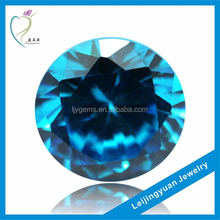 High Quality Round Shape Low Prices Of Rough Aquamarine Stone