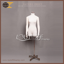 Custom Made Store Window Display Torso Dummy Dress Form Female Mannequin