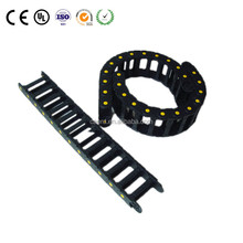 High Speed Machine Plastic Cable Chain, cable carrier, cable chain