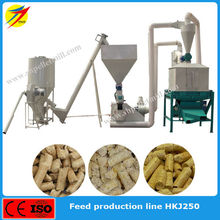 Top quality animal feed production line for sale