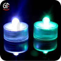 2015 Novelty Goods from China Birthday Souvenirs Rechargeable Electric Tea Light Led Candle