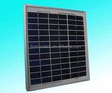 156x156 cell 12v 75w mono solar panel