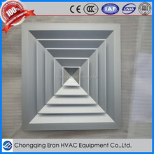 2015 High Quality Aluminum Alloy Square Ceiling Air Diffuser/Register for Wholesale