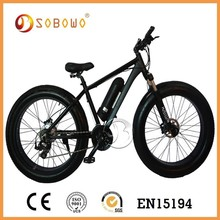 Wholesale electric chopper bicycle EN15194 approved made in china