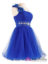 Fashion and Cute Chiffon Short Evening Dress
