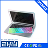 "2015 thirteen gradient color computer keyboard covers for mac pro 13"",15""17"""