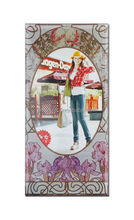 Fashion Design Printing Glass Picture Frames