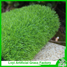 Natural-looking artificial grass synthetic grass and comfortable artificial turf for flooring decoration