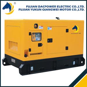 Vale la pena di acquistare la migliore vendita vendite Calde formato standard 20KW-25KW AC Trifase dynamo generator