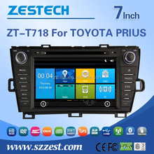 High quality and good price Car gps radio for TOYOTA PRIUS Car gps radio with dvd gps radio tv 3g bluetooth Phonebook