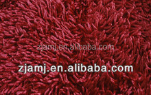 Chenille car floor mat