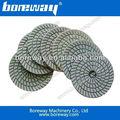 de alta calidad almohadilla para pulir de piedra de mármol
