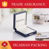 luxury cufflink box with brand logo HT167