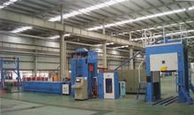 Aluminium/copper Rod Wire Breakdown machine/Drawing machine& continuous annealer
