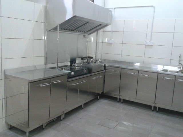 Stainless steel kitchen cabinet buy stainless steel for Where to get a kitchen from
