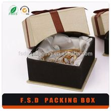 top quality fashion paper gift box design for gift